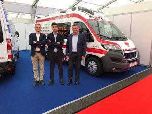 Feria Internacional de Emergencias RettMobil 2018